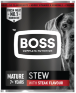 Boss Stew with steak flavour