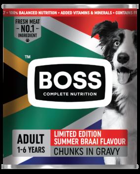 Boss Limited Edition Summer Braai Flavour