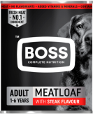Boss Meatloaf with steak flavour